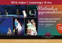 Anyák napi meglepetés a Petőfi Színházban