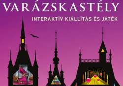 VARÁZSKASTÉLY – Interaktív kiállítás és játék