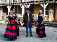 Lenyűgöző vadnyugati westernváros - egy kihagyhatatlan családi élmény, ahová a belépés ingyenes