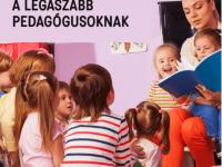 EDU ÁSZ díj a legászabb pedagógusoknak a Móra kiadótól