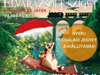 Elvarázsolt sziget - Kiállítás és játék