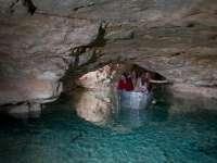 Csaknem 150 ezren látogattak el a tavaly átadott Tapolcai-tavasbarlang Látogatóközpontba