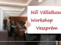 Női vállalkozói workshop Veszprémben