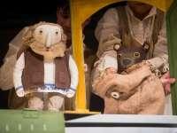 A medvefiú - bemutató a Kabóca Bábszínházban - Hozz egy macit!