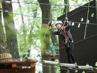 Új kalandpark nyílt a Bakonyban