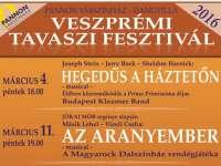 Öt színházi produkció látható márciusban a Veszprémi Tavaszi Fesztiválon
